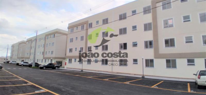 Apartamento Codigo 4671 para alugar no bairro Bela Vista na cidade de Palhoça Condominio residencial azaleias
