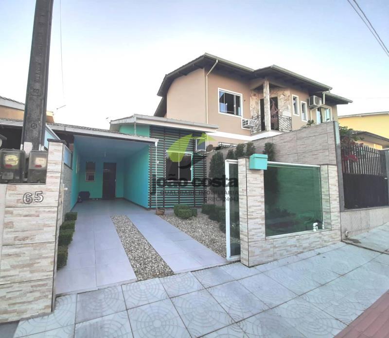 Casa-Geminada-Codigo-4798-a-Venda-no-bairro-São-Sebastião-na-cidade-de-Palhoça