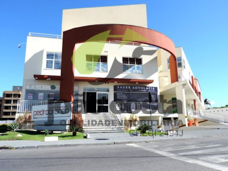 Sala Codigo 4803 a Venda no bairro Cidade Universitária Pedra Branca na cidade de Palhoça Condominio shopping center pedra branca