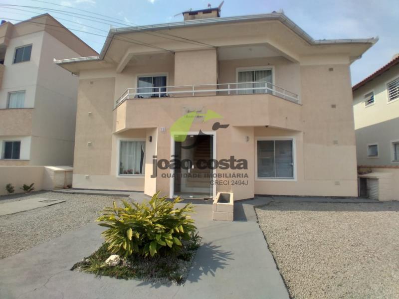Apartamento Codigo 4820 para alugar no bairro Barra do Aririú na cidade de Palhoça Condominio residencial botcho kuci
