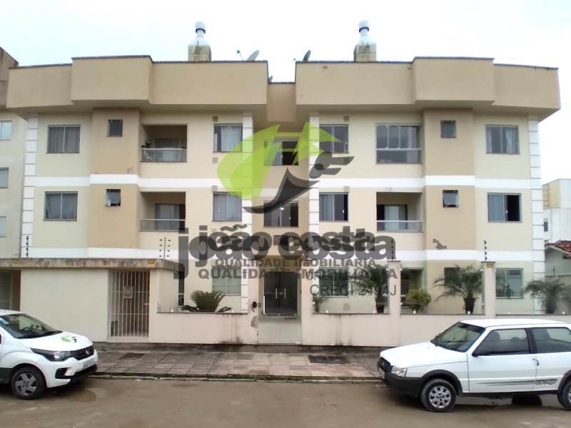 Apartamento Codigo 4821 a Venda no bairro Caminho Novo na cidade de Palhoça Condominio residencial santa clara
