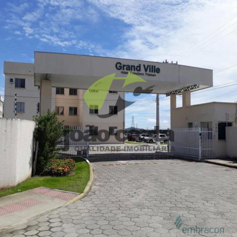 Apartamento Codigo 4835a Venda no bairro Guarda do Cubatão na cidade de Palhoça