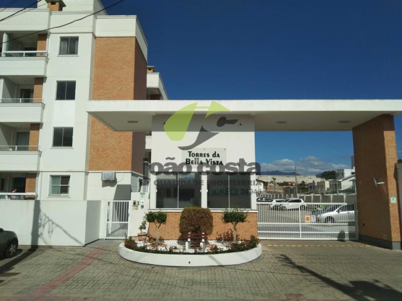Apartamento Codigo 4841 para alugar no bairro Bela Vista na cidade de Palhoça Condominio torres da bela vista