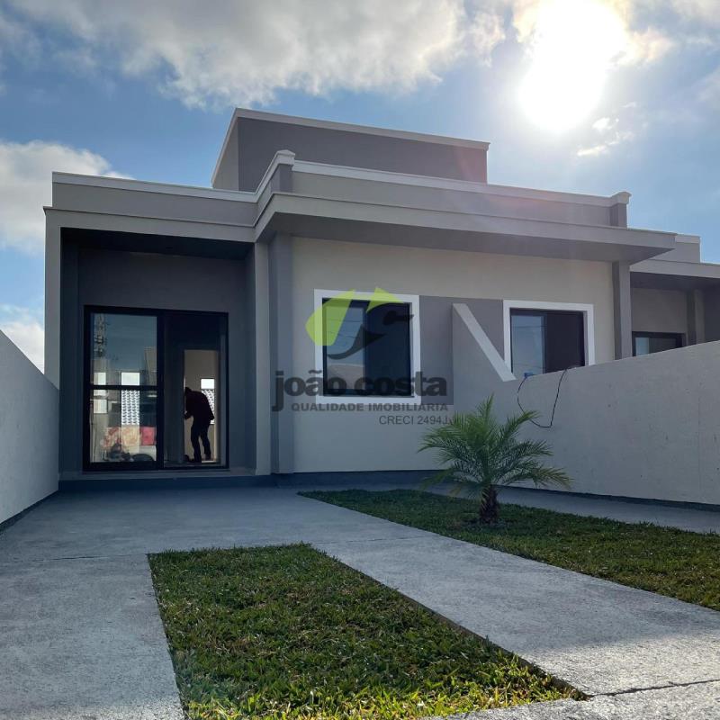 Casa Geminada Codigo 4843 a Venda no bairro Bela Vista na cidade de Palhoça Condominio residencial vó zelia