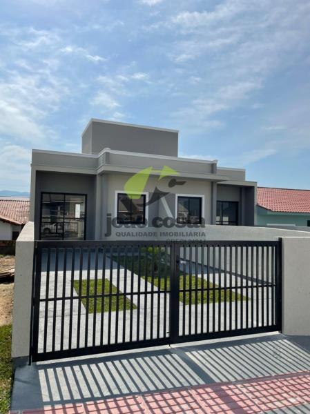 Casa Geminada Codigo 4844 a Venda no bairro Bela Vista na cidade de Palhoça Condominio residencial vó zelia