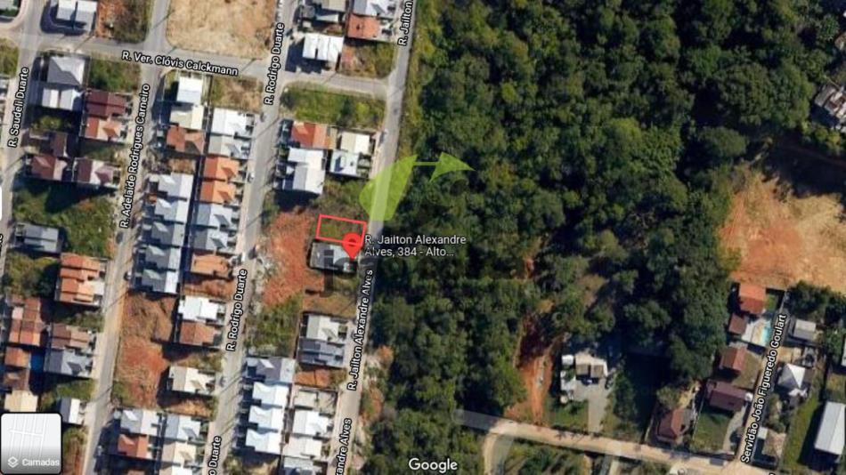 Terreno Codigo 4854a Venda no bairro Bela Vista na cidade de Palhoça