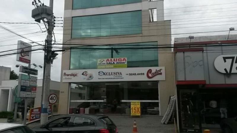 Sala Codigo 2557a Venda no bairro Centro na cidade de Palhoça