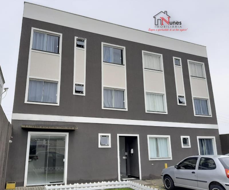 Ótimo Apartamento com 2 dormitórios em São José dos Pinahais   Apartamento bem arejado,  ótima localização e baixo valor de condomínio  próximo de escolas, farmácias,mercados, ponto de ônibus e comércio em geral  * Piso cerâmico,   *  Sala  Cozinha  Lavanderia  *   1 vaga de garagem  ENTRE EM CONTATO CONOSCO E AGENDE A SUA VISITA - 3090-9600  CRECI - 5061-J