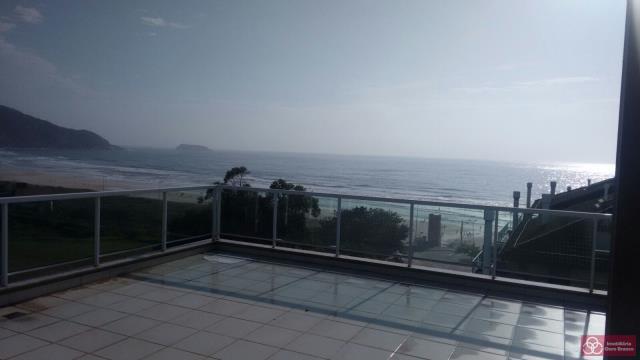 Vista do mar da Sacada