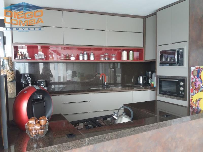 Cozinha (Área gourmet).