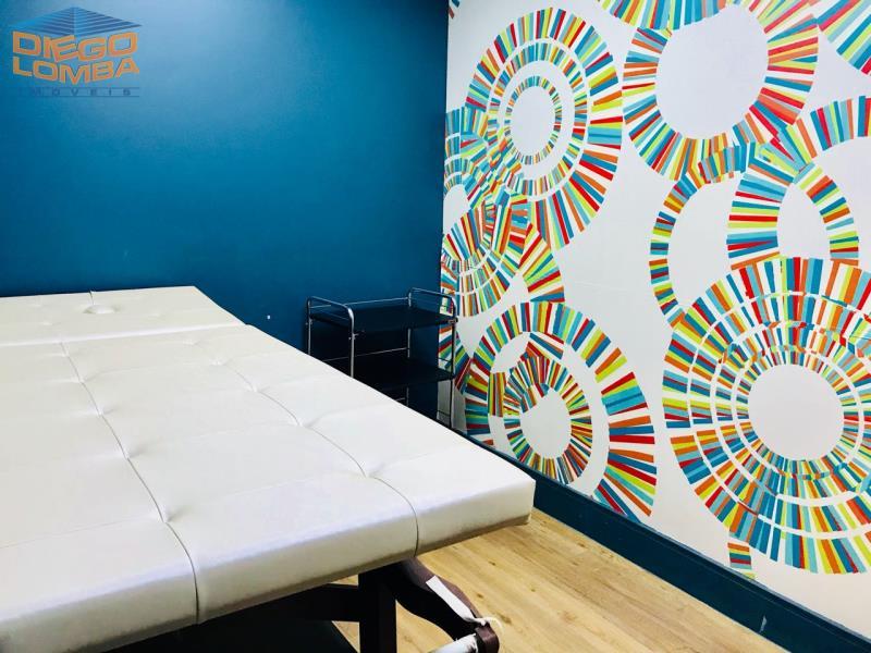 Sala Massagem
