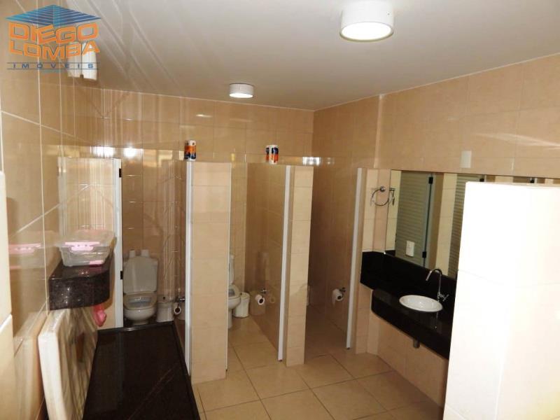 Banheiro Fraldário