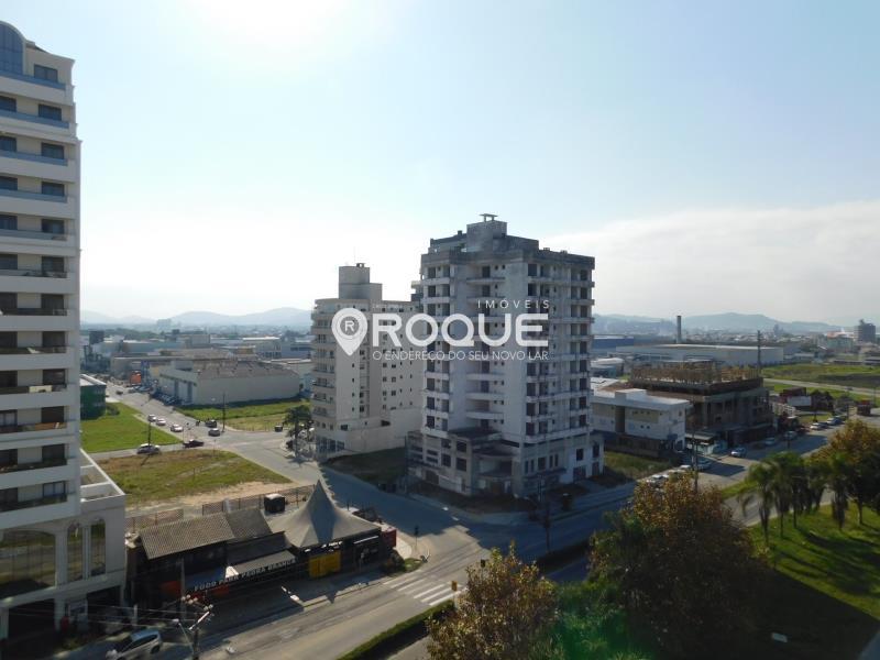 10. * Vista da sacada  - www.imoveisroque.com.br