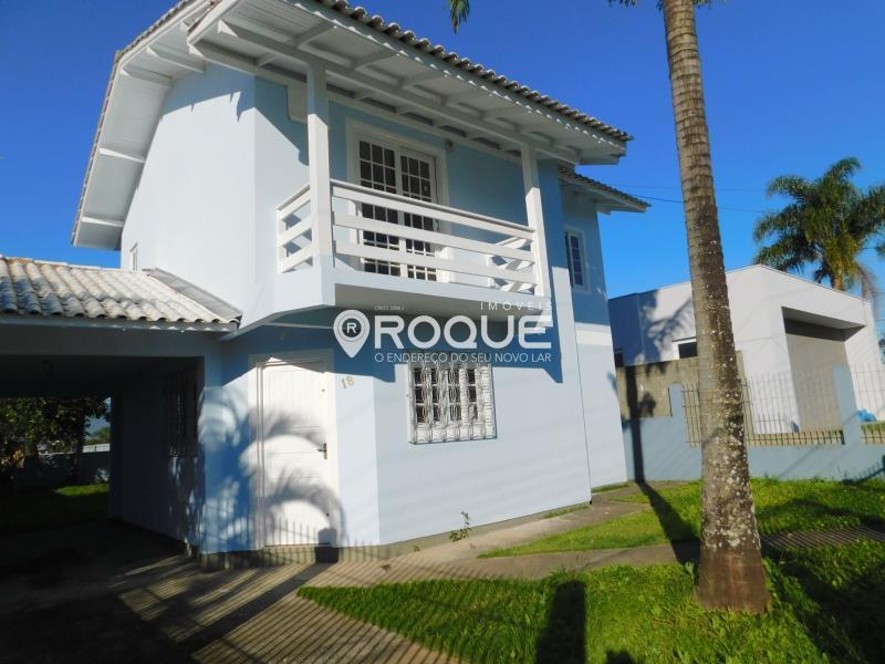 Casa Codigo 1642 a Venda no bairro Cidade Universitária Pedra Branca na cidade de Palhoça *Fachada- www.imoveisroque.com.br