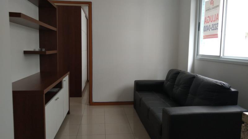 Apartamento Codigo 723 para alugar no bairro Centro na cidade de Florianópolis