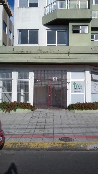 Loja Codigo 1058 para alugar no bairro Barreiros na cidade de São José