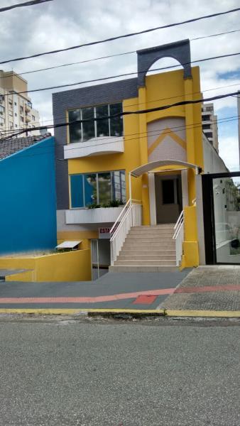 1. Fachada prédio no Largo Benjamim Constant