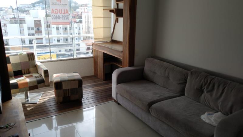 Apartamento Codigo 1479 para alugar no bairro Coqueiros na cidade de Florianópolis