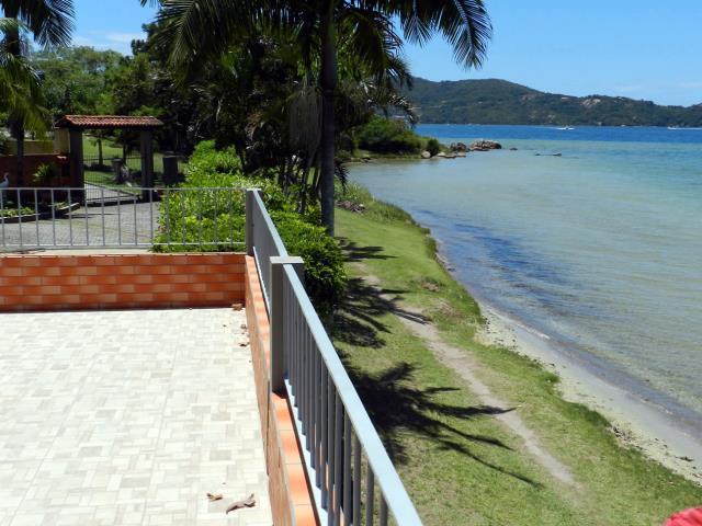 7. Acesso para a lagoa da Conceição