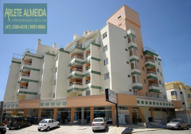 Apartamento Codigo 385 para Temporada no bairro Centro na cidade de Bombinhas
