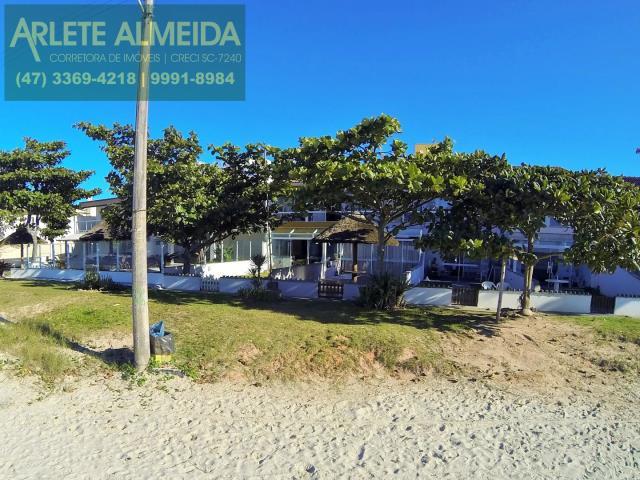 4 - vista da praia casa locação perequê