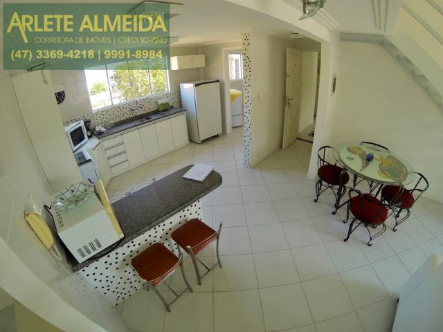 4 - cozinha apartamento aluguel porto belo