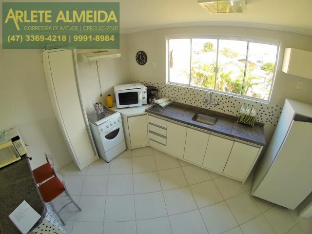 5 - cozinha apartamento aluguel porto belo