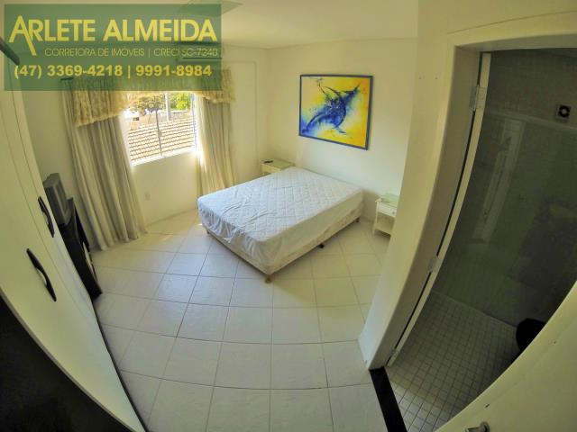 8 - quarto apartamento aluguel porto belo