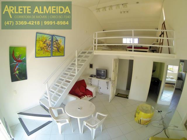 3 - mezanino apartamento aluguel porto belo