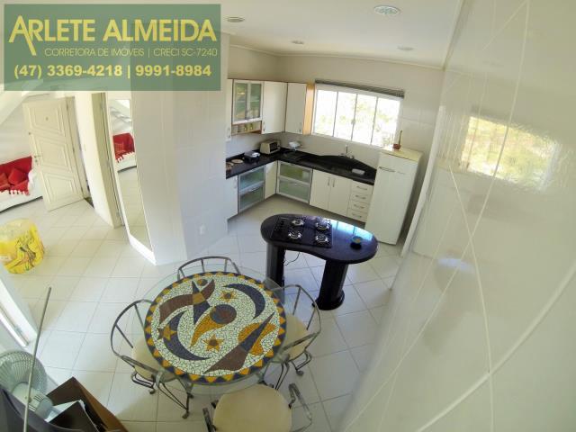 6 - cozinha apartamento aluguel porto belo