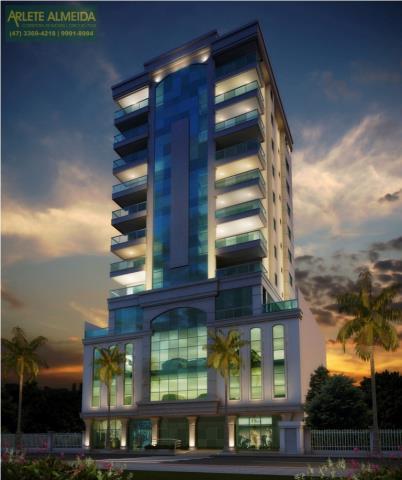 Apartamento Codigo 927 a Venda no bairro-Meia Praia na cidade de Itapema