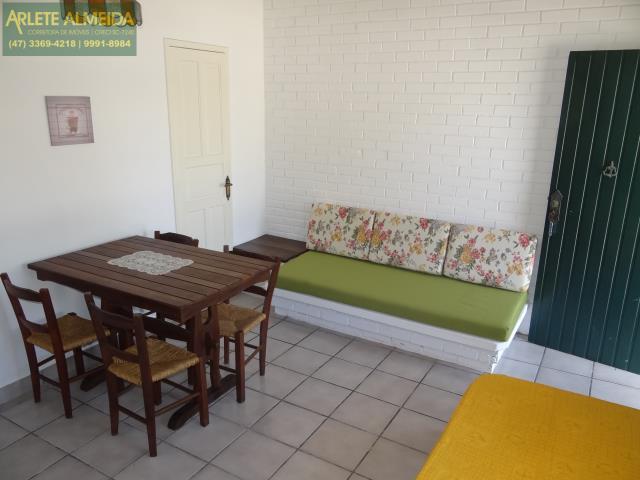 7 - sala apartamento locação porto belo