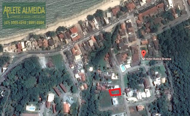 Terreno Codigo 874 a Venda no bairro-Centro na cidade de Porto Belo