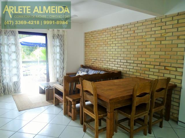 7 - cozinha  apartamento locação bombas
