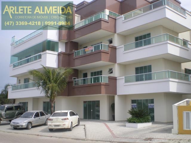 Apartamento Codigo 507 para Temporada no bairro Mariscal na cidade de Bombinhas
