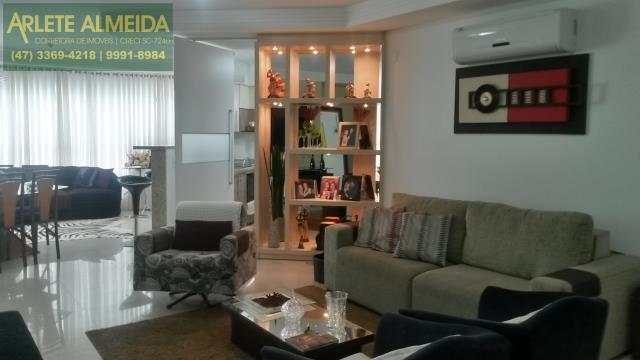 3 - apartamento a venda Balneário Camboriú