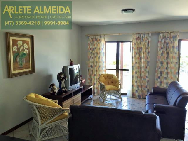 7 - Sala de cobertura à venda (foto 3), em Bombas/Bombinhas.