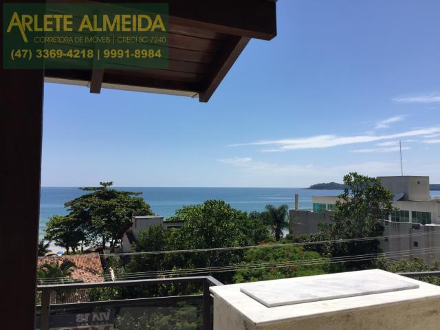 43 - Teraço com vista (foto 6), de cobertura à venda, em Bombas/Bombinhas.
