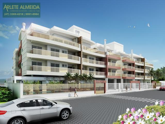 Apartamento Codigo 1157 a Venda no bairro-Canto Grande na cidade de Bombinhas