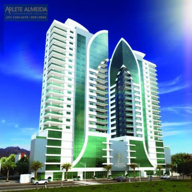 Apartamento Codigo 1257 a Venda no bairro-Meia Praia na cidade de Itapema