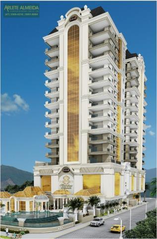 Apartamento Codigo 1277 a Venda no bairro-Meia Praia na cidade de Itapema