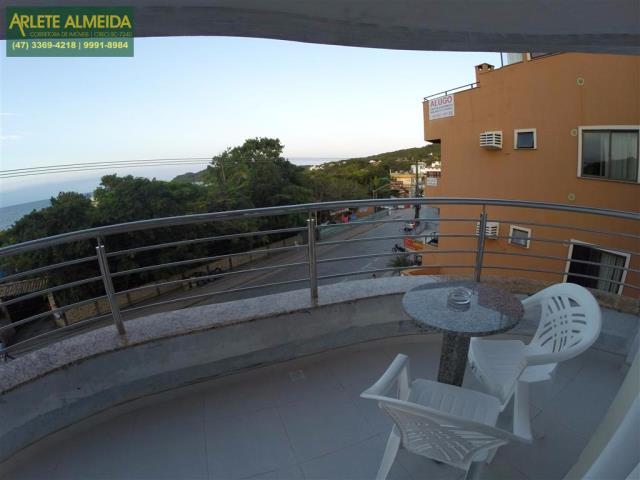 Apartamento Codigo 514 para Temporada no bairro Centro na cidade de Bombinhas