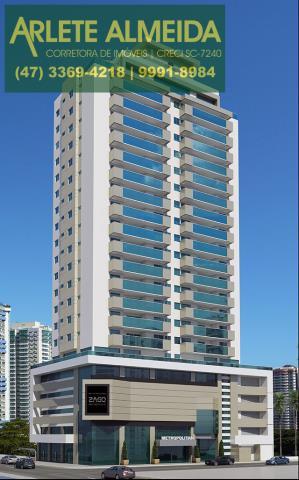 Apartamento Codigo 1308 a Venda no bairro-Meia Praia na cidade de Itapema