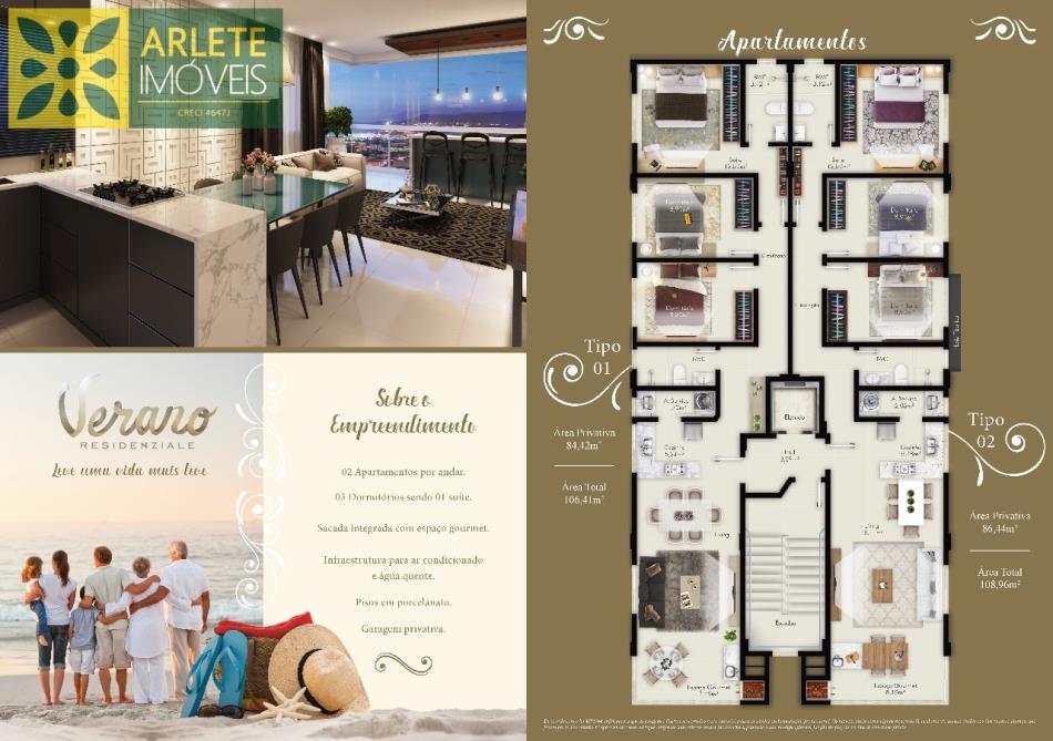 Apartamento-Codigo-2086-a-Venda-no-bairro-Perequê-na-cidade-de-Porto-Belo