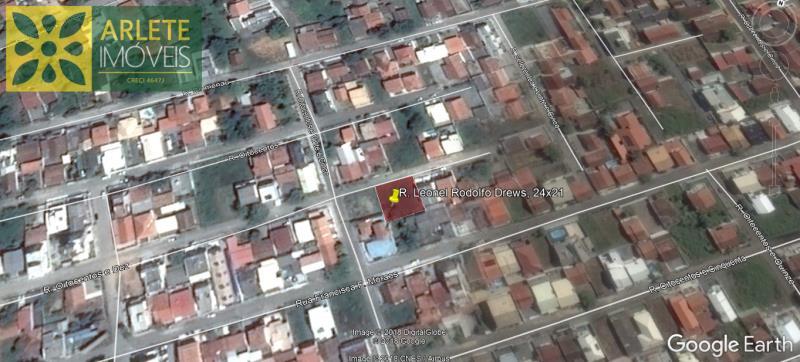 Terreno Codigo 1516 a Venda no bairro-Perequê na cidade de Porto Belo