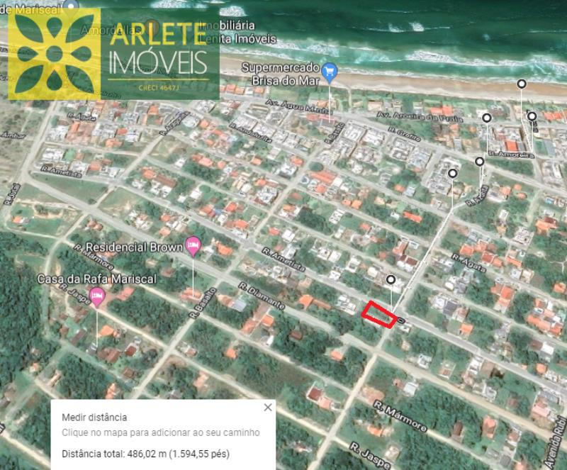 Terreno Codigo 1657 a Venda no bairro-Mariscal na cidade de Bombinhas