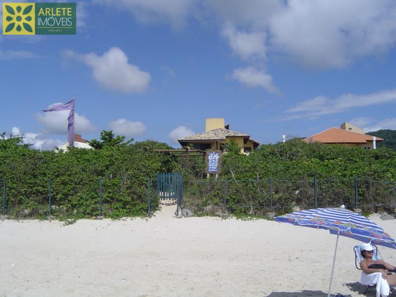 36 - vista da praia casa mariscal beira mar locação