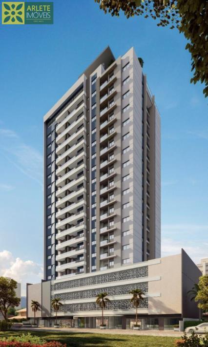 3 - fachada AQUA TOWER imóveis a venda Itapema