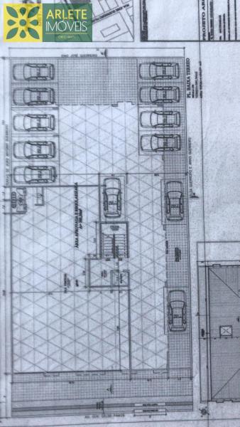 3 - Planta de apartamento, com excelente localização, no centro de Porto Belo/SC.