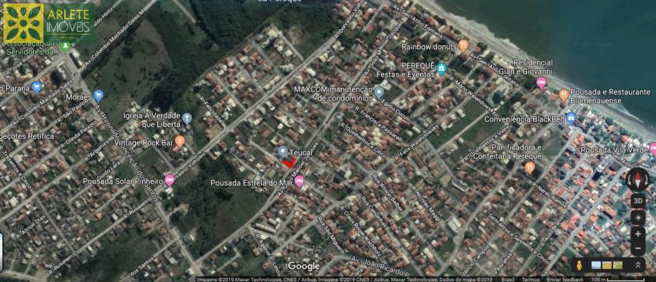 Terreno Codigo 1759 a Venda no bairro-Perequê na cidade de Porto Belo
